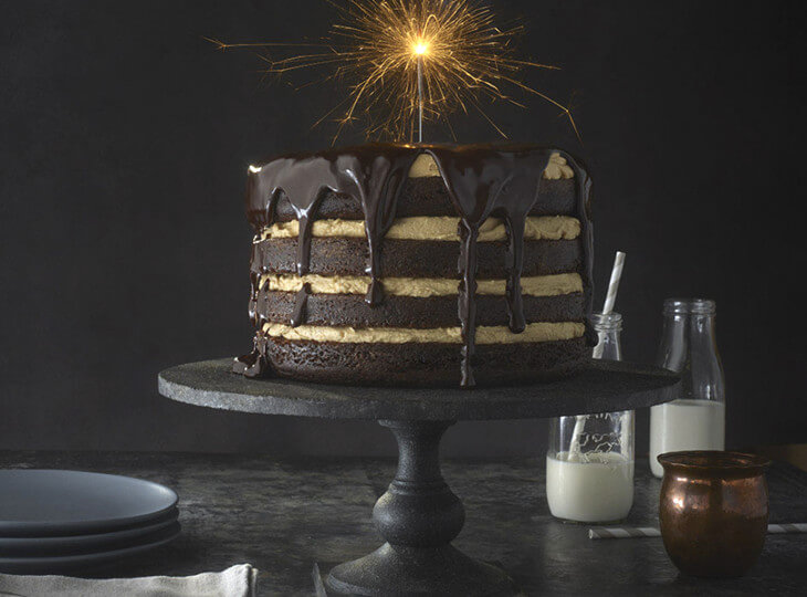 Hormel Foods 125th Anniversary Cake