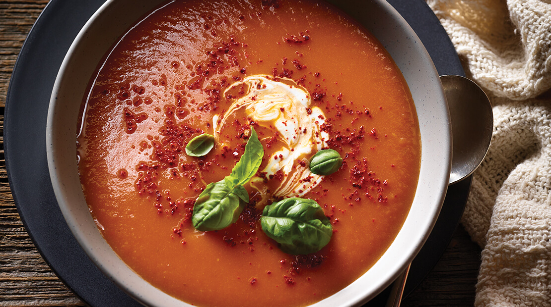 Harvest Butternut Squash Bisque