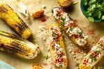 Chef Lamar's Mexican Street Corn
