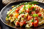 A tasty pile of SPAM® Classic Fried Rice