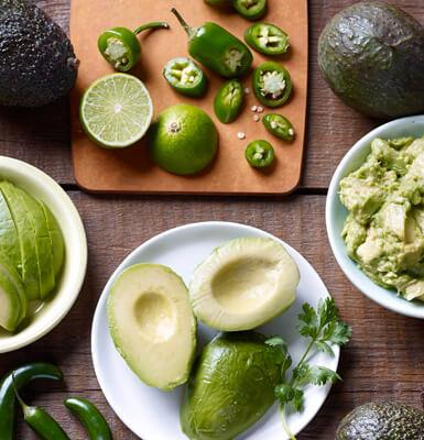 Guacamole Preparation