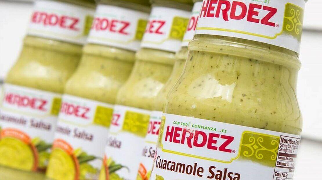 Herdex Guacamole Salsa Jars